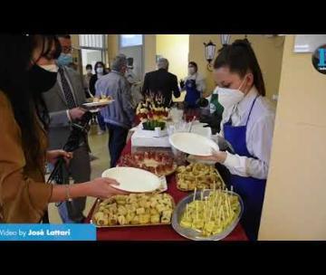 Auto e arredi donati dai Rotary Club per l'alimentari di Remondò