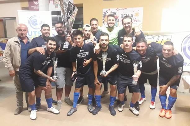 """Futsal: l'Autolavaggio Smile Wash vince anche il torneo """"Oratorio Don Bosco"""""""