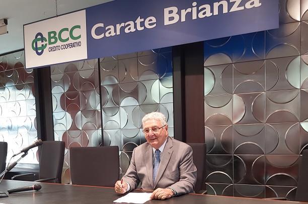 BCC Carate Brianza conferma numeri di bilancio positivi